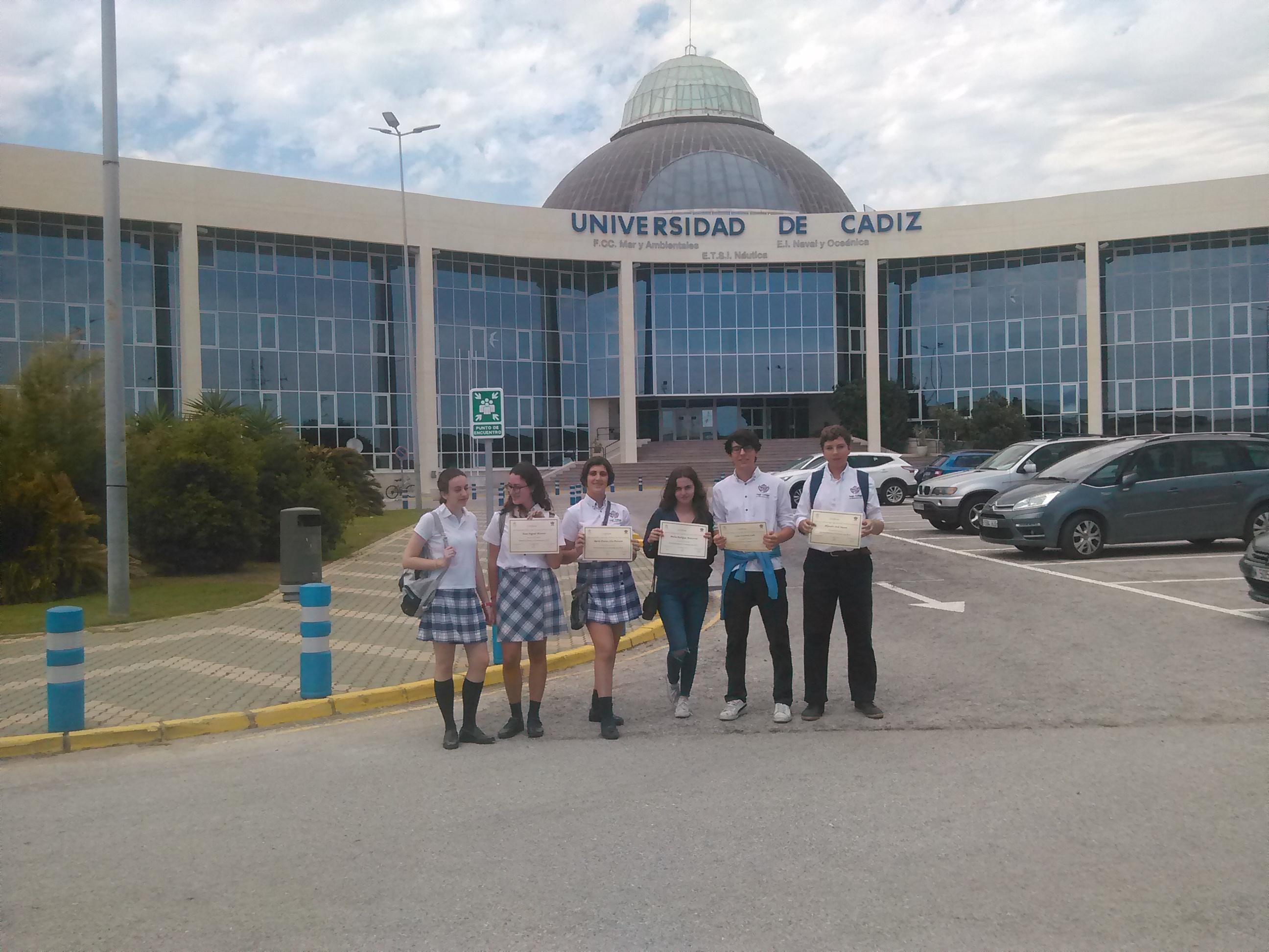 Uca Calendario Academico.Los Alumnos De Year 11 Y 12 Visitan La Uca Y El Ifapa Sage