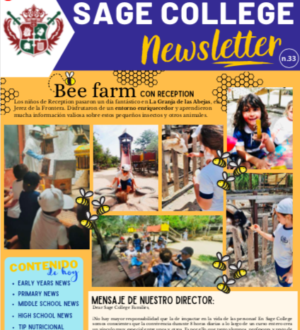 School Newsletter 21-05-2021